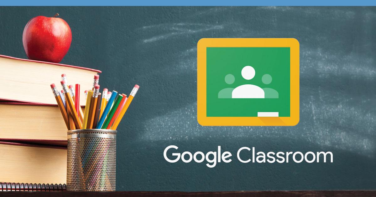 Create First Google Classroom